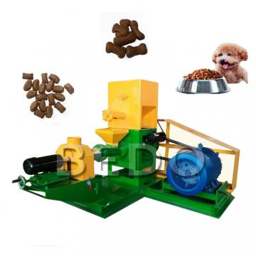 Professional Twin Screw Animal Dog Food Pellet Making Extruder Machine