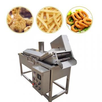 Automatic Deep Batch Fryer for Nut Cashewnut Almond