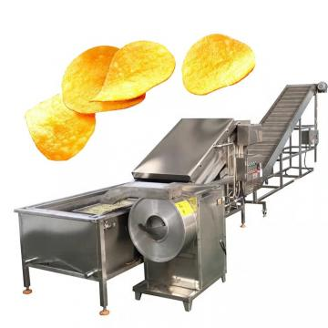 Automatic Sweet Potato Chips Making Machine Auto Sweet Potato Chip Production Line Good Price for Sale